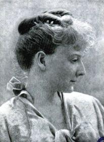 Elisabeth von Heyking, deutsche Schriftstellerin. Gemeinfrei