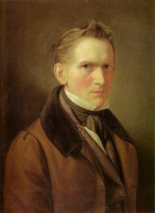 Wilhelm von Kügelgen, deutscher Maler und Schriftsteller. Gemeinfrei.
