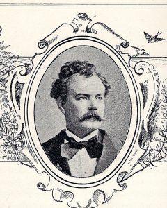Carl Heigel, deutscher Schriftsteller. Gemeinfrei.