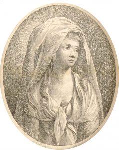 Sophie Albrecht. Deutsche Schriftstellerin. Gemeinfrei.