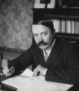 Marcel Prévost, französischer Romanautor und Dramatiker. Gemeinfrei.